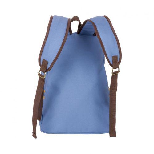 """Rucsac Serioux JOY, max 15.6"""", compartimentat, material textil, albastru deschis"""