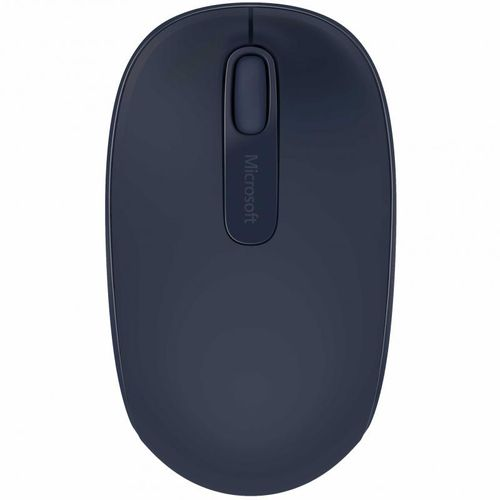 Mouse Microsoft Wireless optic Mobile 1850 albastru inchis