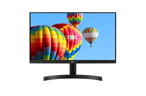 "Monitor 21.5"" LG 22MK600M-B, FHD 1920*1080, IPS, 16:9, 5 ms, 250 cd/m2, 1000:1, 178/178, anti-glare 3H, HDMI, D-SUB, headphone out, Flicker Safe,"