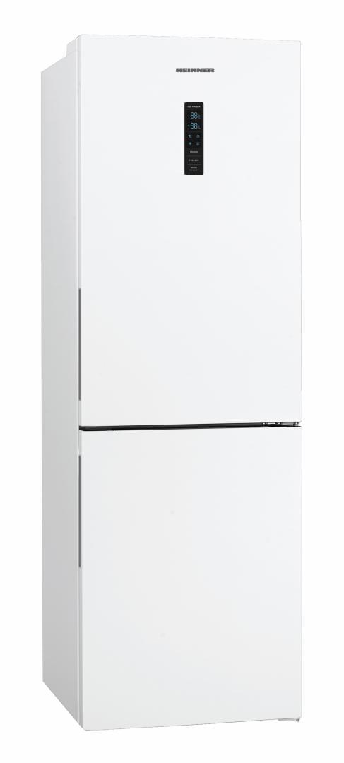 Combina frigorifica Heinner HCNF-317A+, total no frost, clasa energetica A+, capacitate totala neta: 317 L, capacitate neta frigider 222L, capacitate