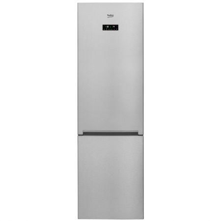 Combina frigorifica Beko RCNA400E20ZXP, clasa de energie A+, volum brut 400l, volum frigider 257l, volum congelator 97l, No Frost, control