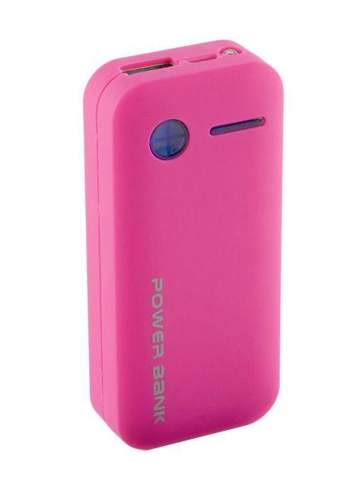 Baterie portabila Serioux 5400mAh, tensiune intrare 5V 1A,tensiune iesire max 5V 1A, 1xUSB, diverse culori, bulk