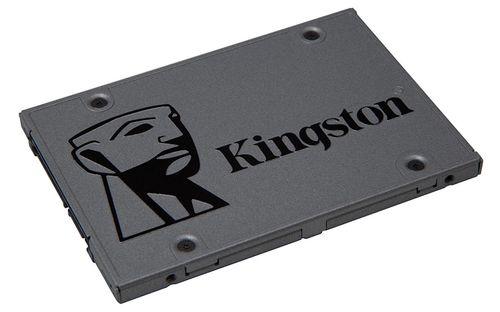 """SSD Kingston, 480GB, UV500, 2.5"""", SATA3, R/W speed: 520/500 MB/s, 7mm"""