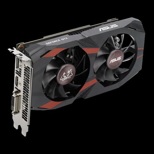 Placa video Asus NVIDIA GEFORCE CERBERUS-GTX1050TI-A4G, GTX 1050TI, PCI Express 3.0, 4GB GDDR5, 128-bit, Memory Clock 7008 MHz, OC Mode - GPU Boost