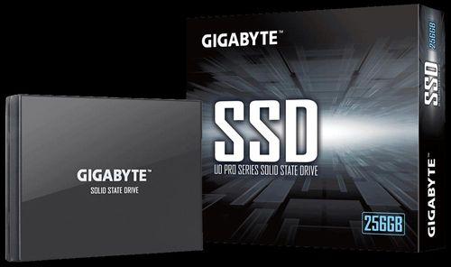 """SSD GIGABYTE UD PRO Series, 256GB, 2.5"""" 3D TLC NAND, SATA3, rata transfer r/w: 530/500 MB/s, IOPS r/w: 70K/40K"""