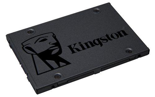 """SSD Kingston, 120Gb, SSD A400, 2.5"""" SATA 3.0, 7mm, rata transfer r/w 500mbs/320mbs, dimensiuni: 100.0mm x 69.9mm x 7.0mm"""