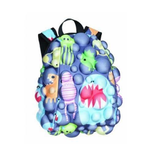 Rucsac Bubble Full Monsters on Grrray