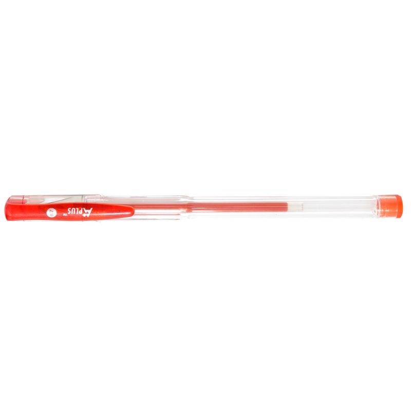 Roller-cu-gel-Beifa-0.7-mm-varf-metalic-rosu-12-bucaticutie