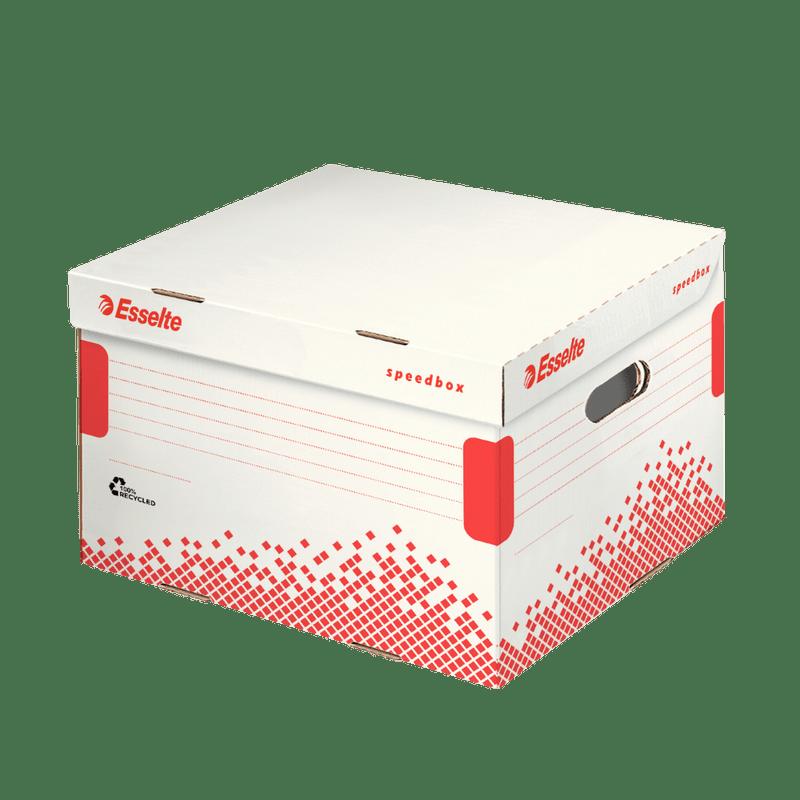 Container pentru arhivare si transport, Esselte Speedbox, cu capac M