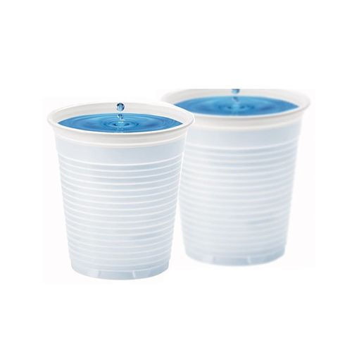 Pahar plastic, 200 ml, 100 bucati/set