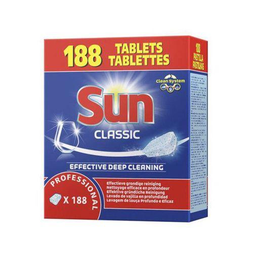 TABLETE MASINA SPALAT VASE 188BUC SUN