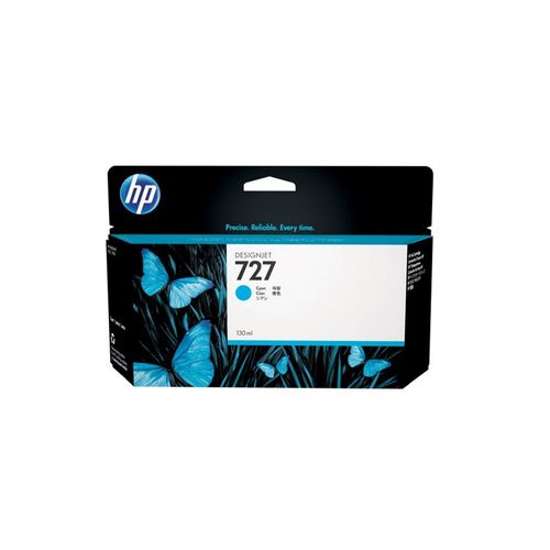 CARTUS HP CYAN NR.727 B3P19A 130ML DESIGNJET T1500