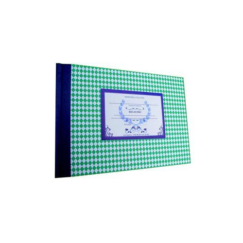 Registru unic pentru licee si grupuri scolare, A4, coperta carton gros