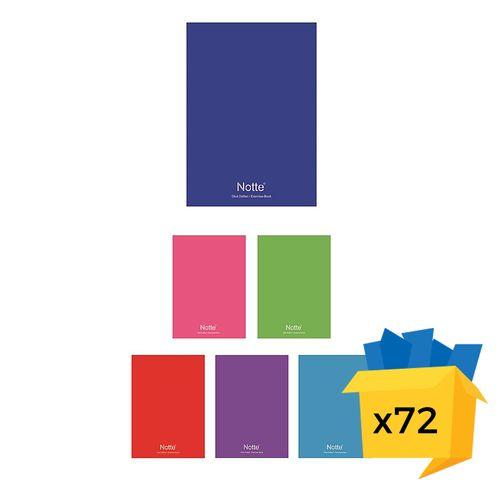 Caiet Notte School, A5, capsat, 40 file, dictando-matematica, 72/bax