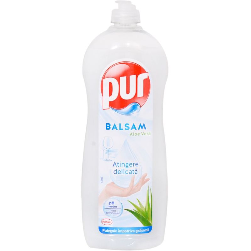 Detergent vase Pur Aloe Vera, 750 ml