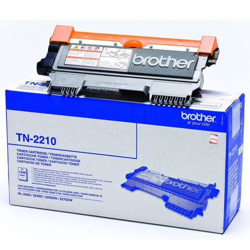 TONER BROTHER TN2210 HL2240D BLK 1.2K