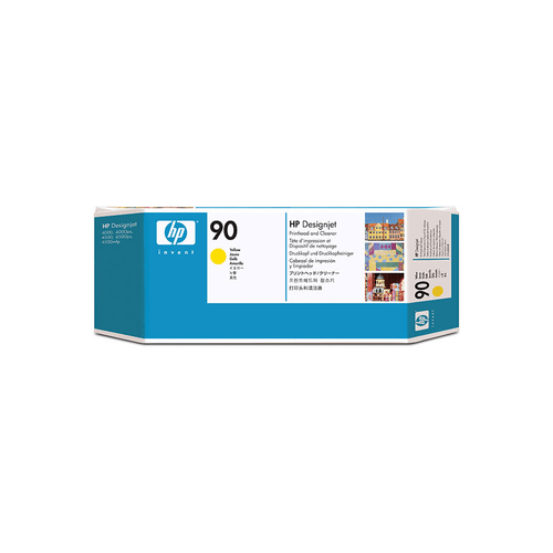 Printhead HP OEM C5057A, galben
