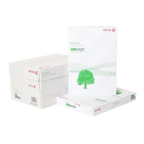 Hartie copiator A3 Xerox Recycled 80 g/mp, 500 coli/top
