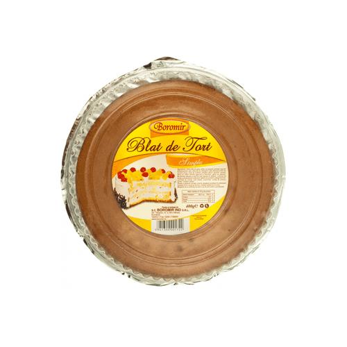 Blat De Tort Simplu 400gr Boromir