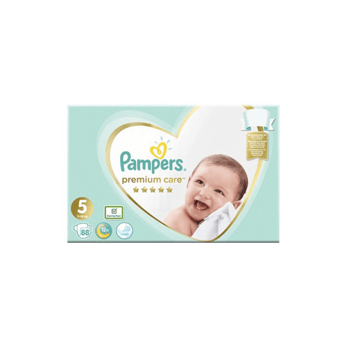 Pampers premium mb5 junior 88buc