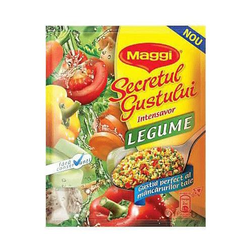 Maggi secretul gustului aroma de legume 75gr