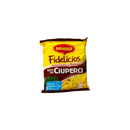 Supa instant Maggi fidelicios ciuperci 60gr