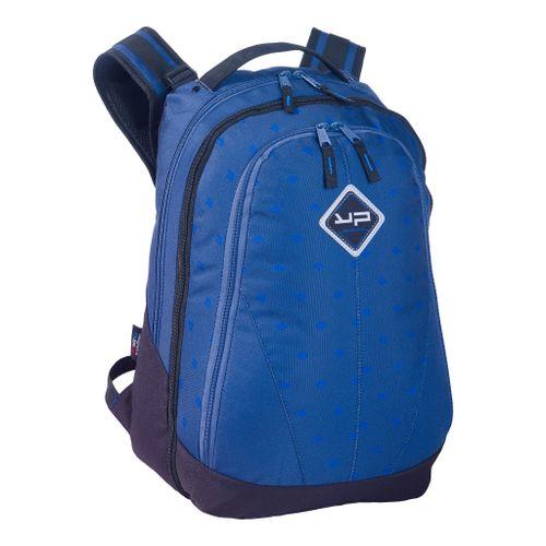 Rucsac 2 compartimente, extensibil, Power Albastru Bodypack
