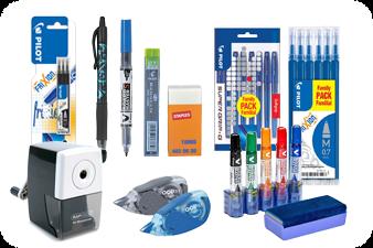 Instrumente de scris pentru scolari